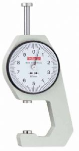 KAFER Pocket Dial Thickness Gauge K 15/2 - Reading: 0.1 mm